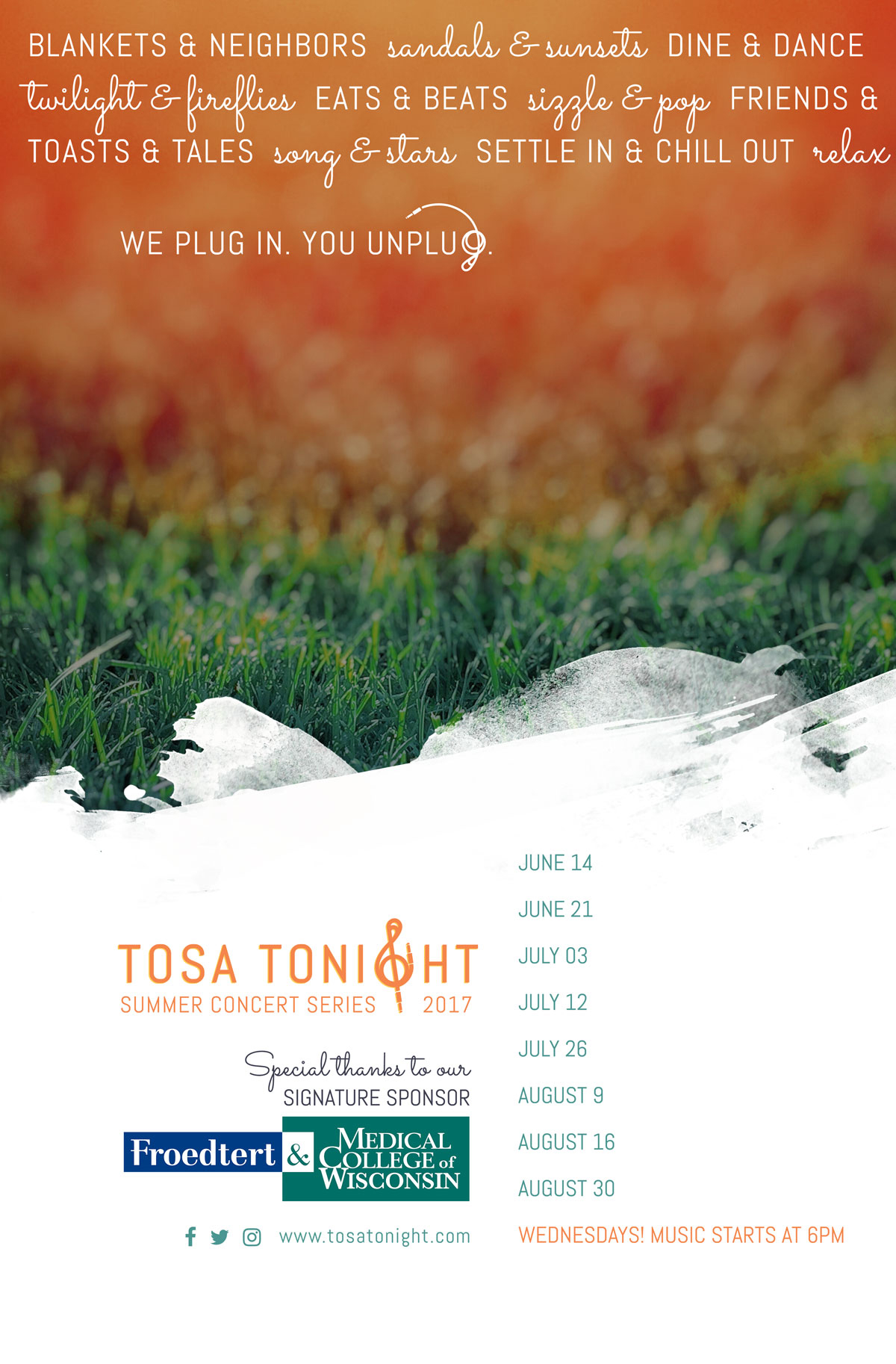 Tosa Tonight Poster