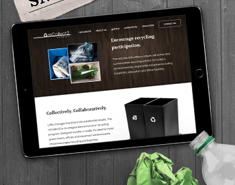 recollect2 Responsive Website